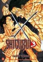 couverture, jaquette Shigurui 3  (Panini manga)
