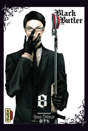 Black Butler T.8