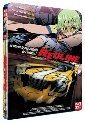 Redline édition Blu-ray
