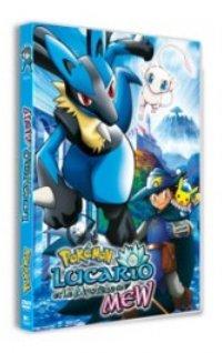 couverture, jaquette Pokemon - Film 8 : Lucario et le Mystère de Mew  DVD (France Télévisions Distribution) Film