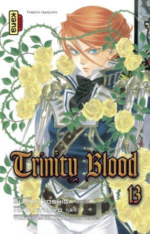 couverture, jaquette Trinity Blood 13  (kana) Manga