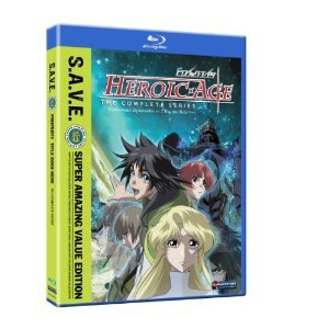 Heroic Age édition Heroic Age: The Complete Series S.A.V.E. [Blu-ray]