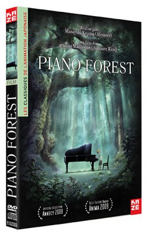 Piano Forest édition DVD Collector Fnac