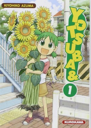 Yotsuba & ! T.1