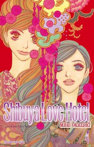 couverture, jaquette Shibuya Love Hotel 4  (Delcourt Manga)