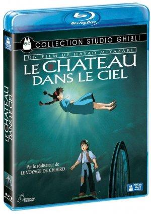 Le Château dans le Ciel édition Blu-ray Français