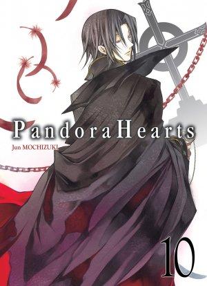 couverture, jaquette Pandora Hearts 10  (Ki-oon)