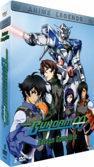 Mobile Suit Gundam 00 - Saison 1 édition Collection Anime Legends