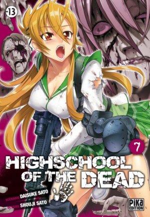 Highschool of the Dead T.7
