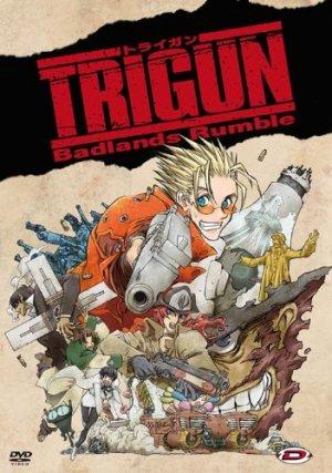 Trigun - Badlands Rumble édition DVD