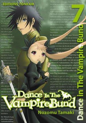 Dance in the Vampire Bund #7