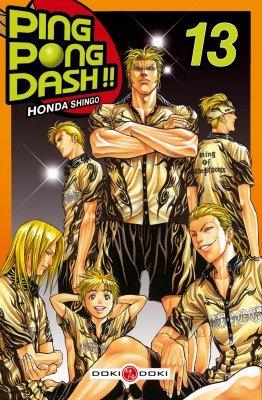 Ping Pong Dash !! T.13