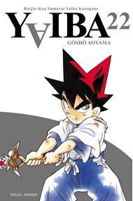couverture, jaquette Yaiba 22  (soleil manga)