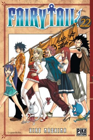 Fairy Tail T.22