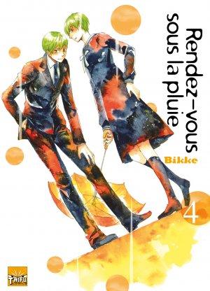 couverture, jaquette Rendez-vous sous la pluie 4  (Taifu Comics)