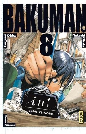 Bakuman T.8