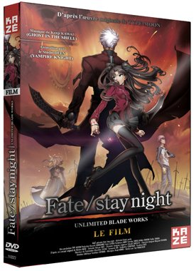 Fate/Stay Night - Unlimited Blade Works édition DVD
