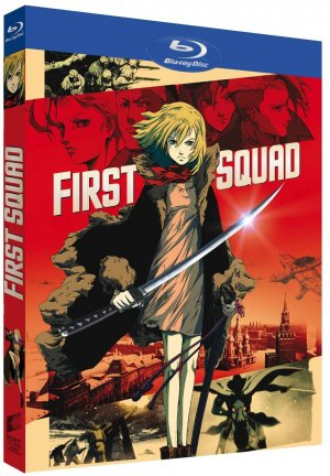 First Squad édition Blu-ray
