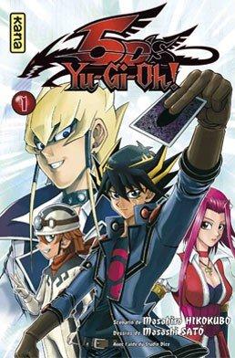 Yu-Gi-Oh! 5D's T.1
