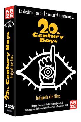 20th Century Boys édition Intégrale DVD