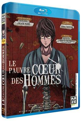 Youth Literature 3 - Le Pauvre Coeur des Hommes édition Blu-ray
