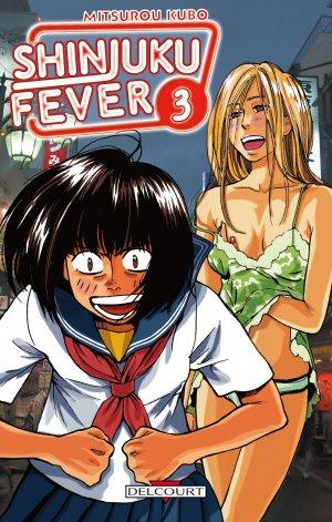 Shinjuku Fever T.3