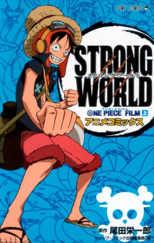 One Piece - Strong World édition simple