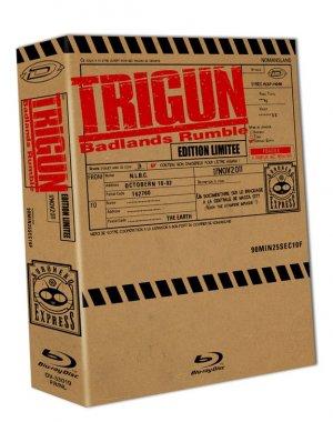 Trigun - Badlands Rumble édition Blu-ray Collector