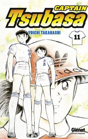 couverture, jaquette Captain Tsubasa 11 Réédition Française (Glénat Manga) Manga
