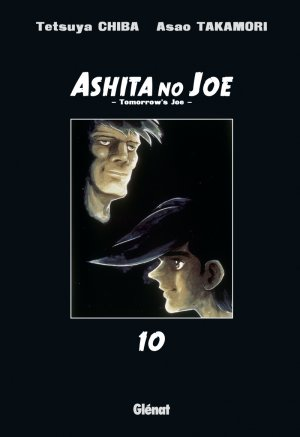 couverture, jaquette Ashita no Joe 10  (Glénat Manga)