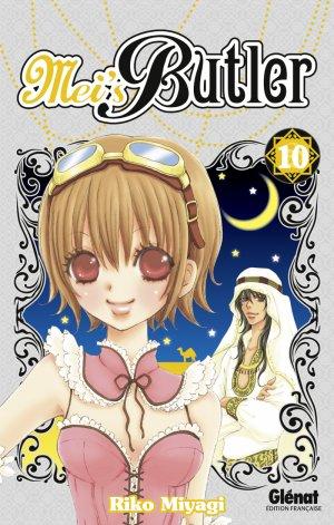 couverture, jaquette Mei's Butler 10  (Glénat Manga)