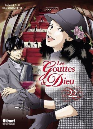 couverture, jaquette Les Gouttes de Dieu 22  (Glénat Manga)