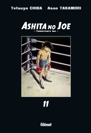 couverture, jaquette Ashita no Joe 11  (Glénat Manga)