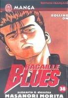 couverture, jaquette Racaille Blues 38  (J'ai Lu manga)