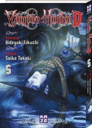 Vampire hunter D #5