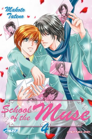 couverture, jaquette School of the Muse 4  (Asuka) Manga