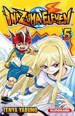 Inazuma Eleven T.5