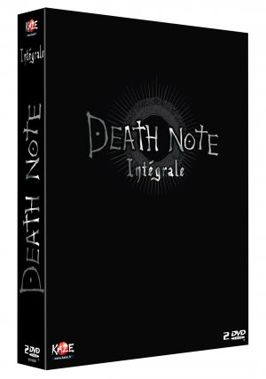 Death Note Films 1 et 2 édition DVD