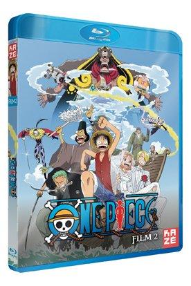 One Piece - Film 02 - L'Aventure De L'Île De L'Horloge édition Blu-ray