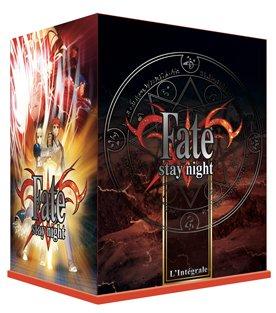couverture, jaquette Fate/Stay night  Intégrale Limitée DVD (Kaze)