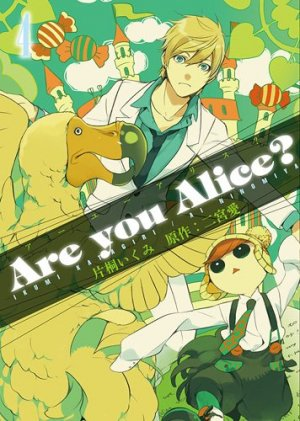 couverture, jaquette Are You Alice? 4  (Ichijinsha)