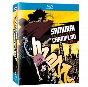 Samurai Champloo édition INTEGRALE BLU-RAY