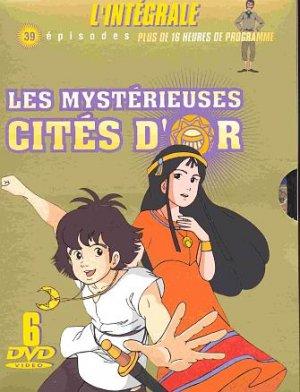 Les Mystérieuses Cités d'Or édition L'intégrale - Coffret Edition de Luxe