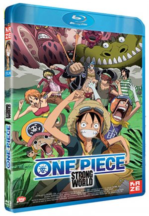 One Piece - Film 10 : Strong World édition Blu-ray