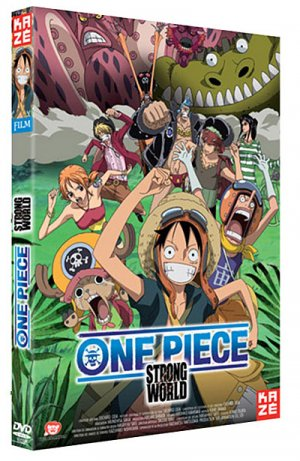 One Piece - Film 10 : Strong World édition DVD