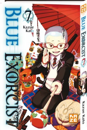 Blue Exorcist #7