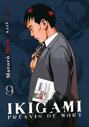 Ikigami - Préavis de Mort T.9