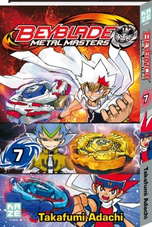 Beyblade Metal Fusion/Masters/Fury # 7