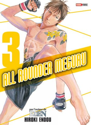 All Rounder Meguru T.3