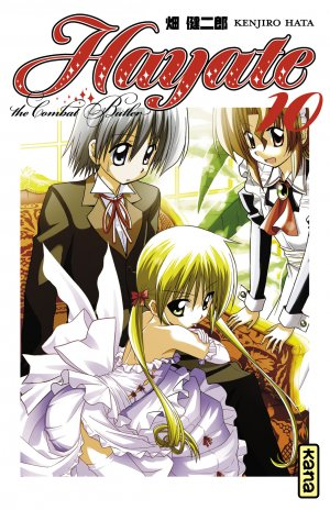 Hayate the Combat Butler # 10